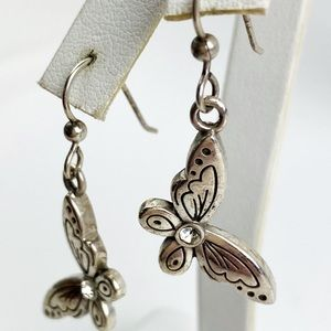 Brighton Butterfly Effect French Wire Earrings